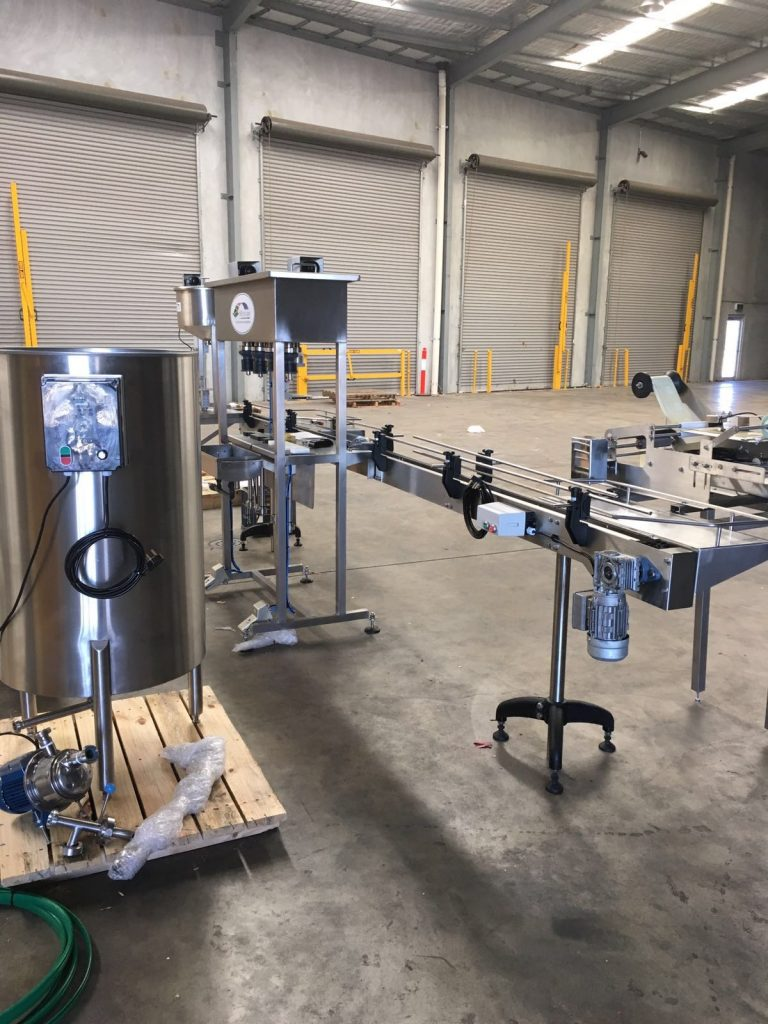 SA Fillers | Filling Machines in South Africa