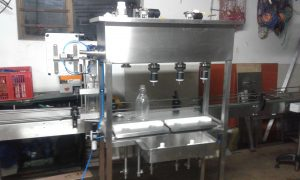 Semi Automatic Gravity Fillers