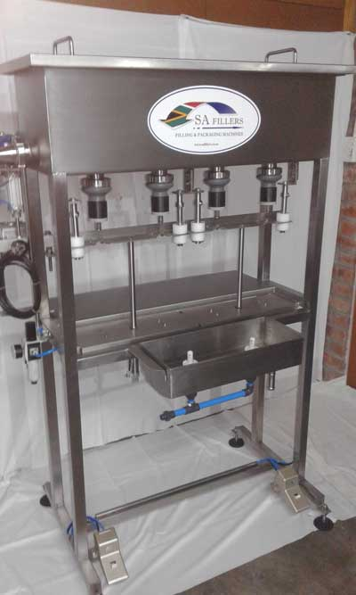 SA Filling and Packaging Machines